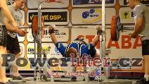 Josef Máška, CZE, 215kg