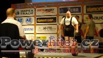 Kari Kallinki, FIN, 277,5kg