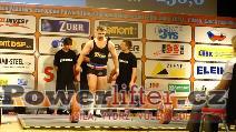 János Kelecsényi, HUN, 230kg