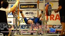 Robert Siciarek, POL, 215kg