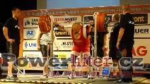 Maik Kleidt, GER, 350kg