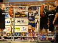 Eric Wettel, FRA, hluboké dřepy 200kg, muži M1 do 75kg