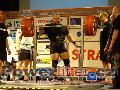 Roman Dzyuba, UKR, nejtěžší dřep celé soutěže 380kg