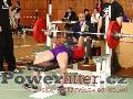 Bronislav Tvrdoň, benč 128kg, český rekord do 60kg