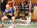 Rémy Krayzel, benč 170kg