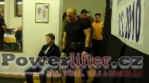 Antonín Pavlovec, 160kg