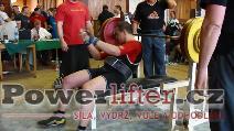 Jan Strouhal, 122,5kg