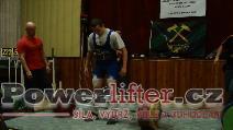 Jan Strouhal, 222,5kg