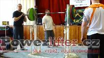 Petr Dospěl, 200kg