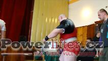 Petr Petráš, 420kg