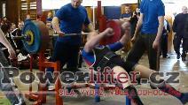Marcel Anděl, 170kg