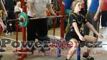 Kateřina Hýblerová, 52,5kg