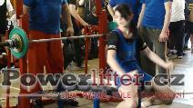 Veronika Leitkepová, 52,5kg