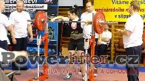 Iveta Jurčíková, 127,5kg, SK
