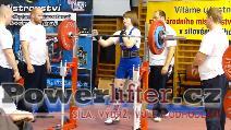 Markéta Kovrzková, 150kg