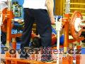 Iveta Jurčíková, 85kg, SK