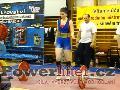 Veronika Leitkepová, 87,5kg