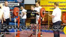 Daniel Kurečka, 130kg