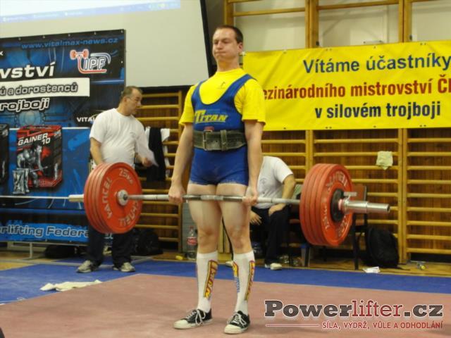 Tomáš Hájek, 230kg