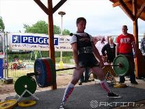 Tomáš Kalenský, 210kg