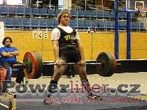 Tomáš Šmíd, mrtvý tah 245kg