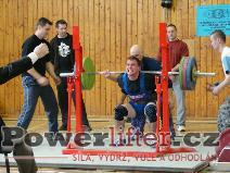 Tomáš Trávník, 220kg