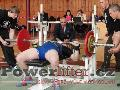 Tomáš Turek, benč 100kg