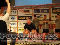 Wolfgang Weidemeier, GER, 240kg