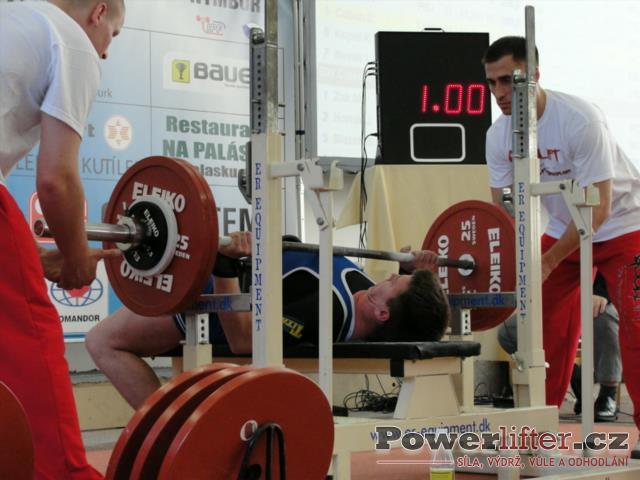 Zdeněk Čuban, 140kg