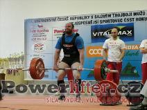 Ruda Hlavsa, 302,5kg