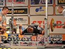 Serge Monseu, BEL, 107,5kg