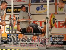 Serge Monseu, BEL, 110kg