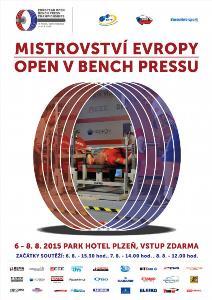 21. Mistrovství Evropy v benčpresu mužů a žen
