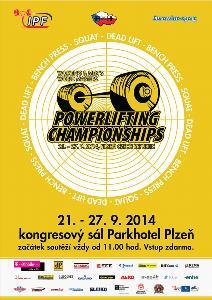 32. a 23. Mistrovství světa v silovém trojboji masters