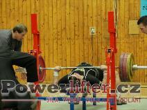 David Coufal, 165kg