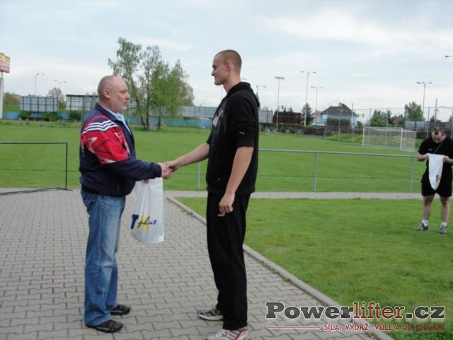 Dominik Košař - 8.místo
