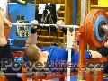 Junioři -105 až +120kg - benč