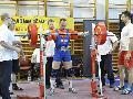 Muži do 93kg - dřep
