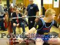 Dorostenci do 100kg - benchpress