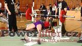 1.ročník Národní ligy - Morava v silovém trojboji družstev, Krnov