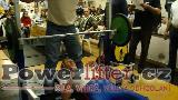 9. ročník oddílové soutěže v benčpresu, Colbert Club Vítkovice