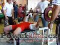 Muži do 74kg - benčpres