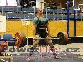 Filip Sobotka, mrtvý tah 285kg