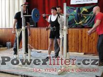 Hana Štěchová, 67,5kg