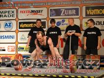 Henrik Rilke, GER, 205kg