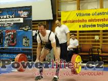 Jan Lorenc, 205kg