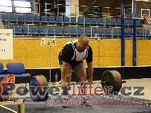 Jan Pinc, mrtvý tah 265kg