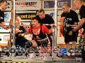 János Kelecsényi, HUN, 220kg