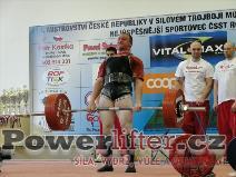 Jaroslav Mikulanda, 282,5kg