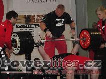 Jaroslav Zelený, 227,5kg